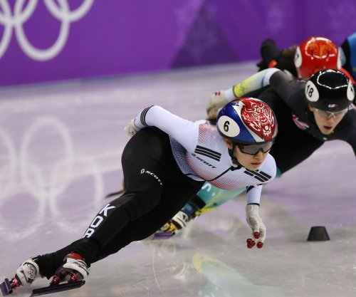 South Korea speeds to gold in women's 3,000 short track