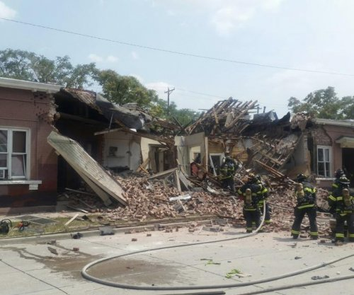 Denver residential explosion injures 9, 1 critically