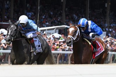 Breeders' Cup qualifiers stretch around world in weekend horse racing