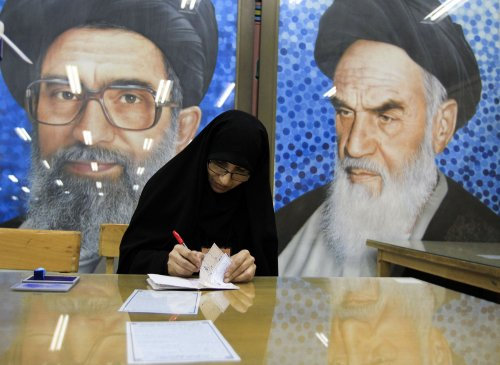 Rights situation in Iran troubles U.N.