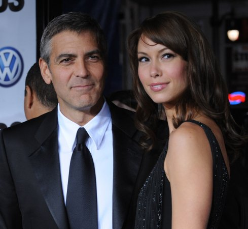Larson: I'm still friends with Clooney