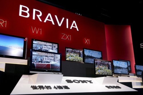 Sony reports $1B loss on the year