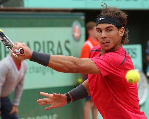 Top 10 unchanged despite Nadal win