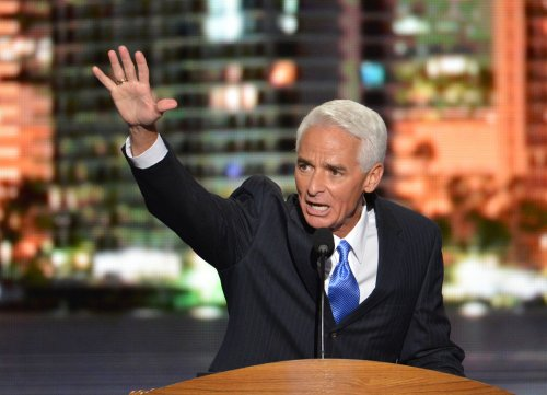 16 years after saying he should resign, Charlie Crist, Bill Clinton join forces