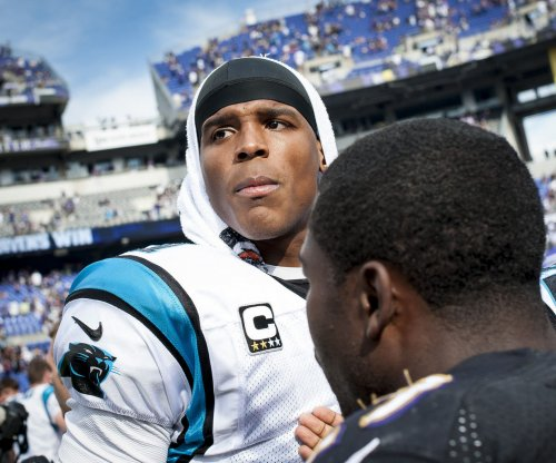Carolina Panthers QB Cam Newton injured in crash