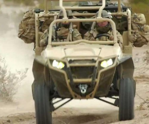 Polaris delivering off-road vehicles to USSOCOM