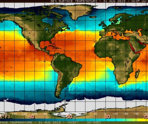 Scientists: Current El Nino could be strongest in history