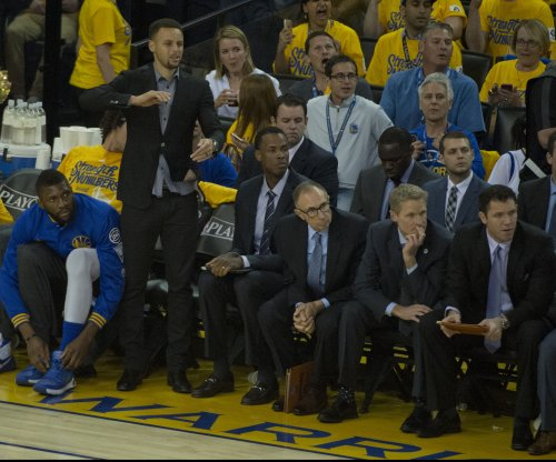 Golden State Warriors' Stephen Curry doubtful for Game 4