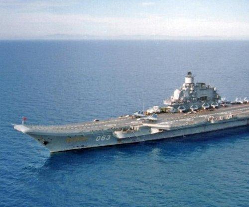 Russia's naval buildup off Syria grows alarmingly