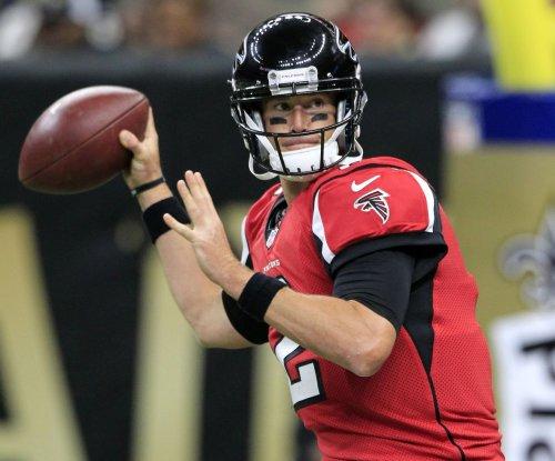 Boston College retires jersey of Atlanta Falcons' QB Matt Ryan