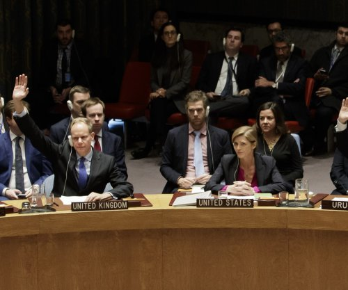 Without vote, U.S. allows Security Council to pass resolution against Israeli settlements