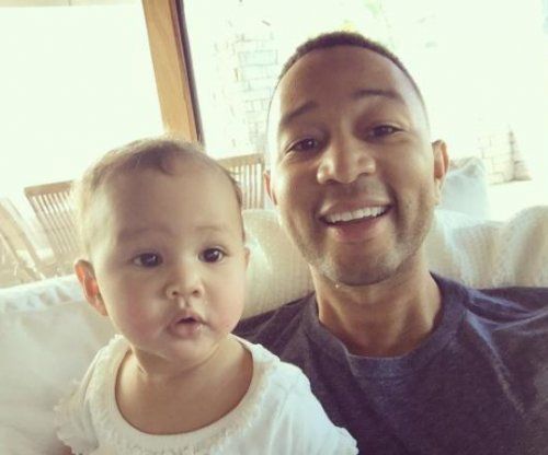 John Legend spends 38th birthday with Chrissy Teigen, Luna