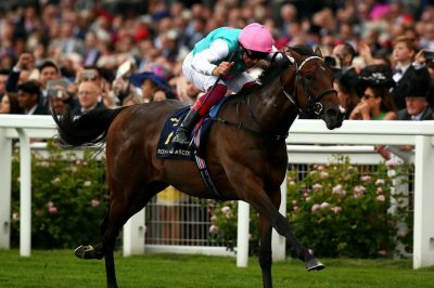 Dettori, Gosden dominate Day One at Royal Ascot