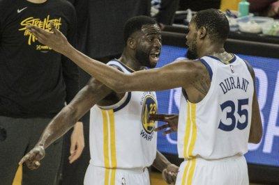 NBA to rescind technical fouls on Warriors' Draymond Green, Rockets' Nene