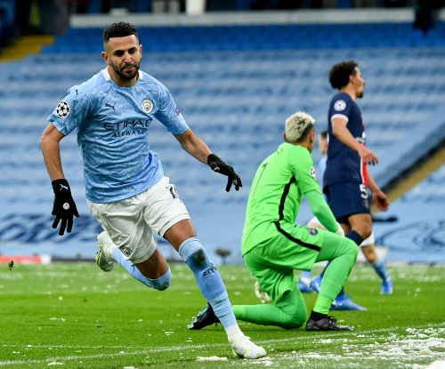 Champions League soccer: Manchester City beats PSG to reach first final