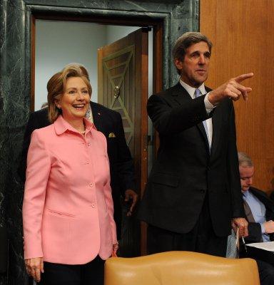 Secretary of Defense John Kerry?