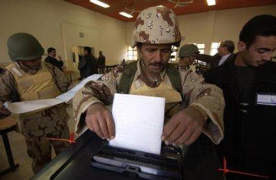 U.N. 'impressed' by Iraqi vote preparation