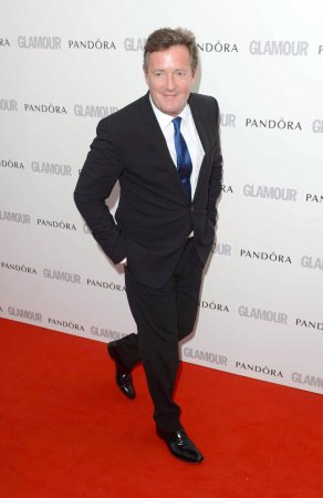 Piers Morgan producing 'Fleet Street' drama series
