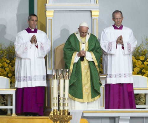 Gay Vatican priest comes out day before Pope Francis begins synod on family issues