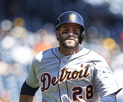 J.D. Martinez's blast powers Detroit Tigers