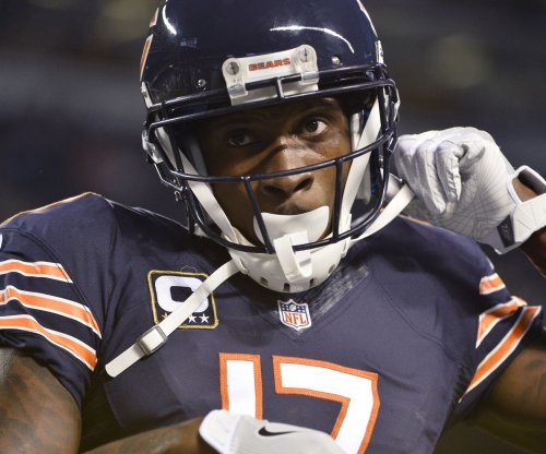 Chicago Bears WR Alshon Jeffery expresses remorse over PED ban