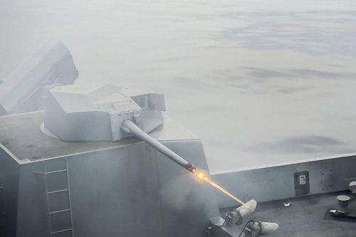 Orbital ATK shows ammo development for MK44 gun