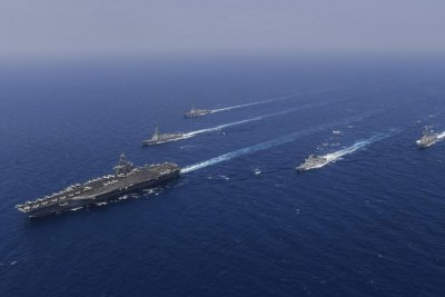 Report: U.S. Navy could soon conduct drills in South China Sea