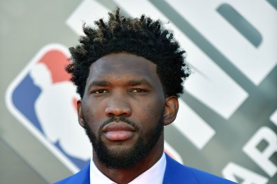 76ers' center Joel Embiid says he'll play more in Round 2 against Raptors