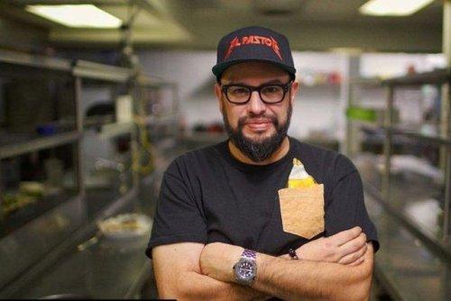 Celebrity chef Carl Ruiz dead at 44