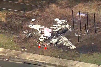 Two dead in small plane crash in Florida