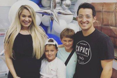 Disney Channel alum Tiffany Thornton gives birth to fourth child