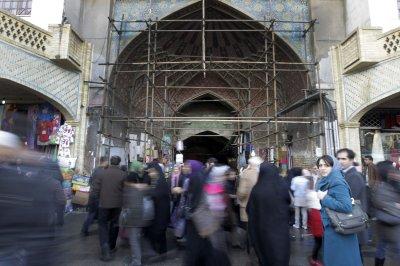 New tension in Iran standoff