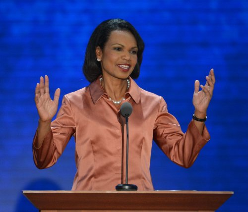 Condi Rice: 'Where does America stand?'