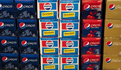 Pepsi launches stevia-sweetened soda
