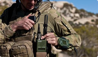 Central Asian country orders Harris tactical radios