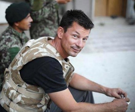 Islamic State releases video of British hostage Cantlie
