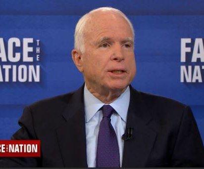 Trump accuses McCain, Graham 'looking to start World War III'