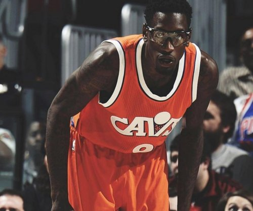 Cleveland Cavaliers sent C Larry Sanders back to Canton