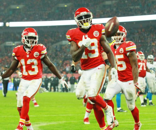 Cleveland Browns among four teams interested in WR Jeremy Maclin