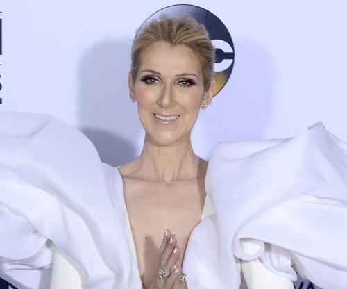 Celine Dion surprises fans at Las Vegas benefit concert