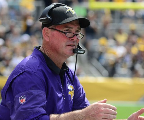 Mike Zimmer wants Minnesota Vikings' fans loud on Sunday vs. New Orleans Saints