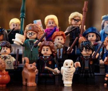 Lego announces 22 new 'Harry Potter,' 'Fantastic Beasts' minifigures