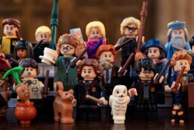 Lego announces 22 new 'Harry Potter,' 'Fantastic Beasts' minifigures