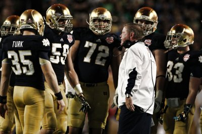 ACC sets 11-game football schedule, includes Notre Dame