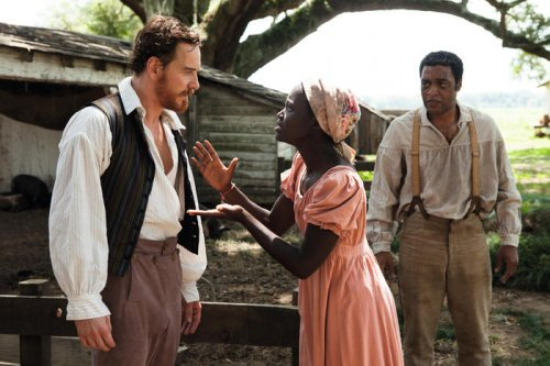 Fassbender says he was 'in tears' reading '12 Years a Slave' script