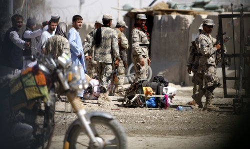 Attacks on Afghan police challenge security environment