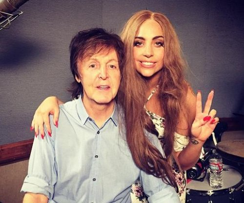 Lady Gaga, Paul McCartney team up on new music