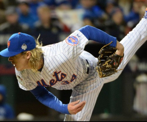 Noah Syndergaard pitches New York Mets past Milwaukee Brewers