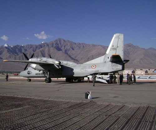 Search underway for missing Indian air force jet, 29 aboard
