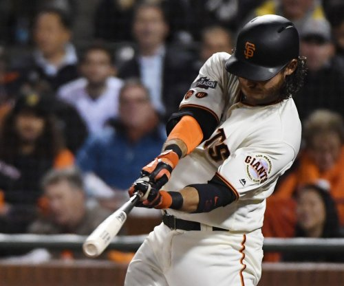 Brandon Crawford, San Francisco Giants pick up 2-1 win over Los Angeles Dodgers